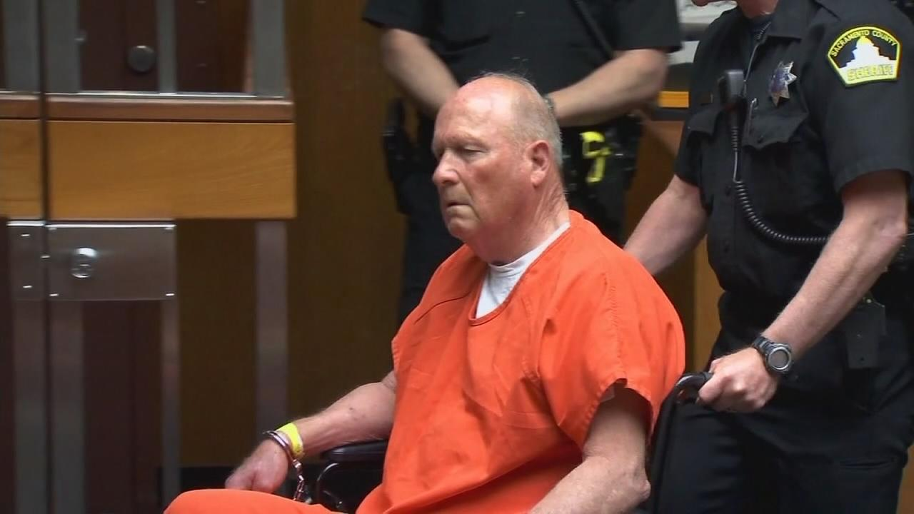 Judge unseals warrants in Golden State Killer case