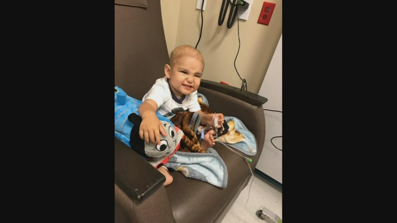 Two South Valley families pouring their hearts into helping their children fight cancer