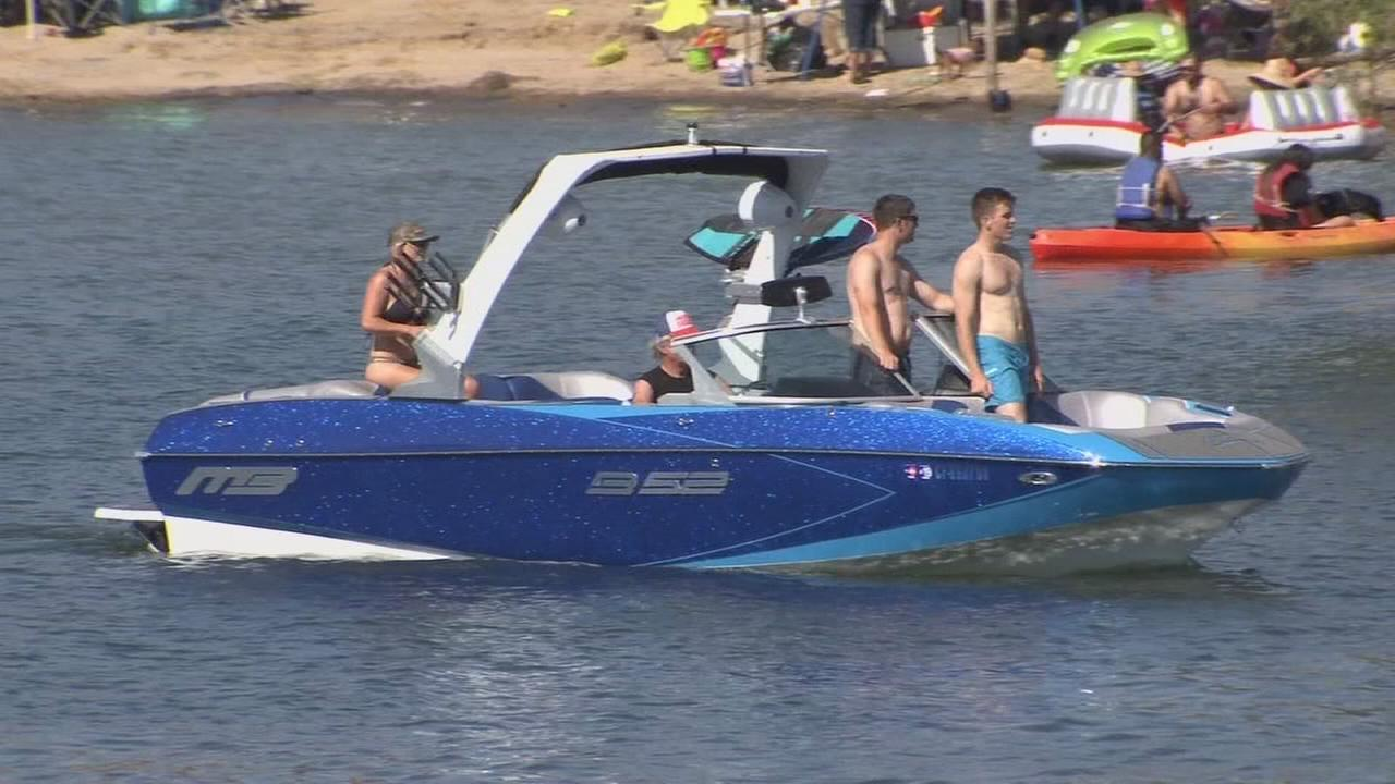 Water safety and boater laws