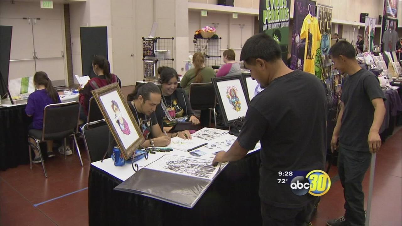 First-ever ZappCon held in Downtown Fresno