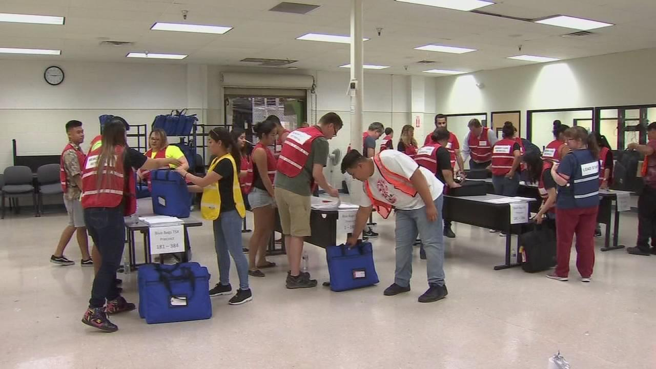 Fresno County voter turnout around 30 percent