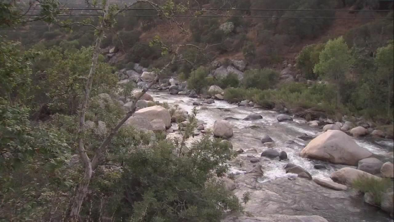 LA man drowns in river at Sequoia National Park