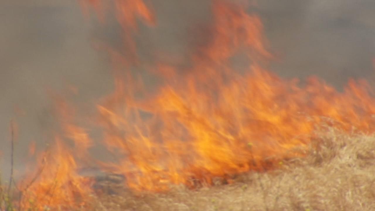 Explosive start to the Valleys fire season