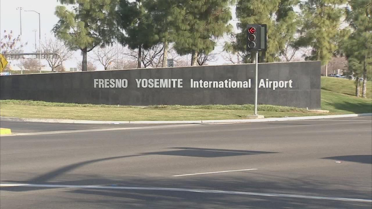 Fresno Yosemite International Airport receives federal grant to make repairs to airport