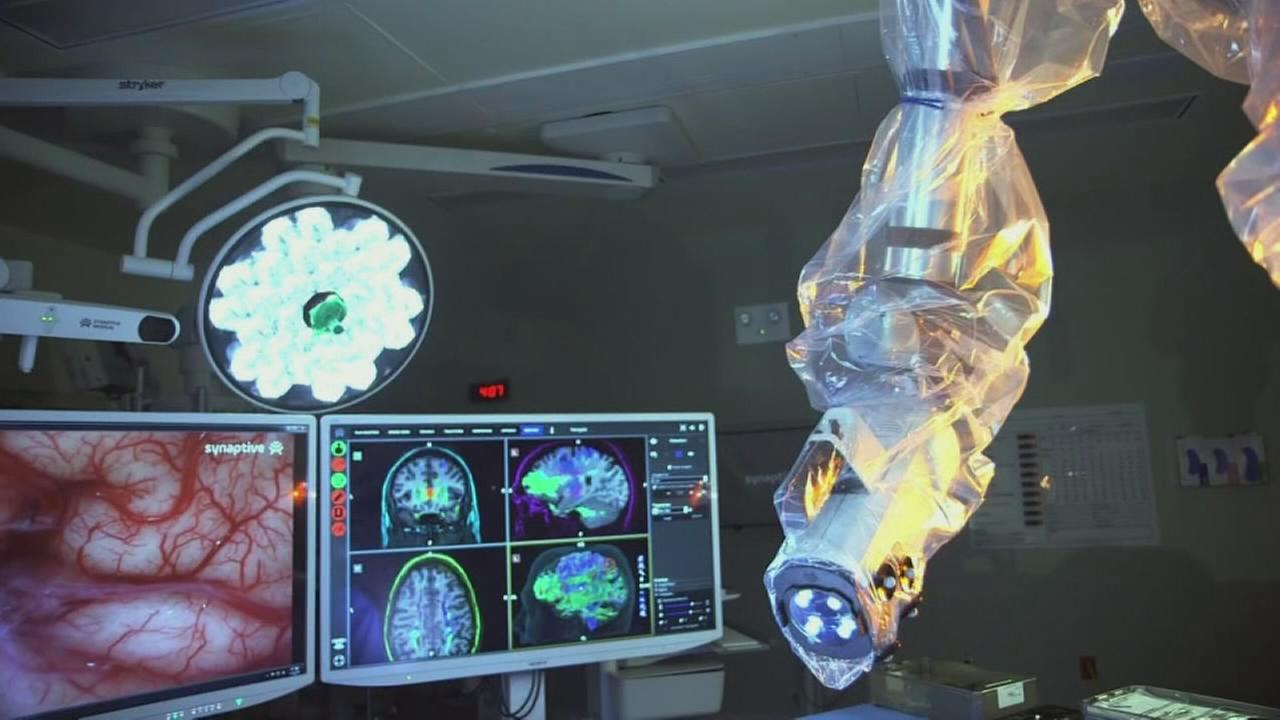 Brain surgery made easier for doctors and patients