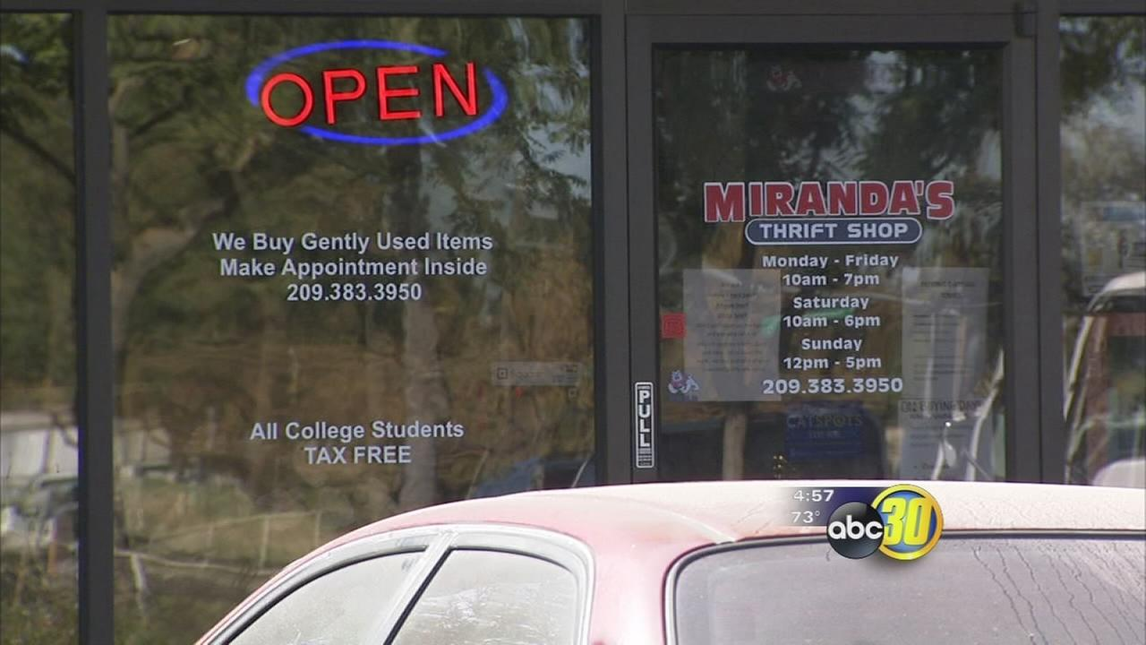 North Valley Entrepreneur Says Thrift Stores are His American Dream