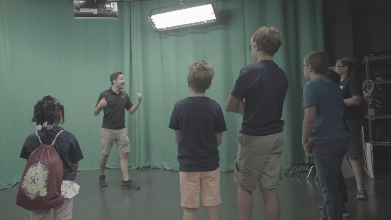Local non-profit holding camp for budding filmmakers
