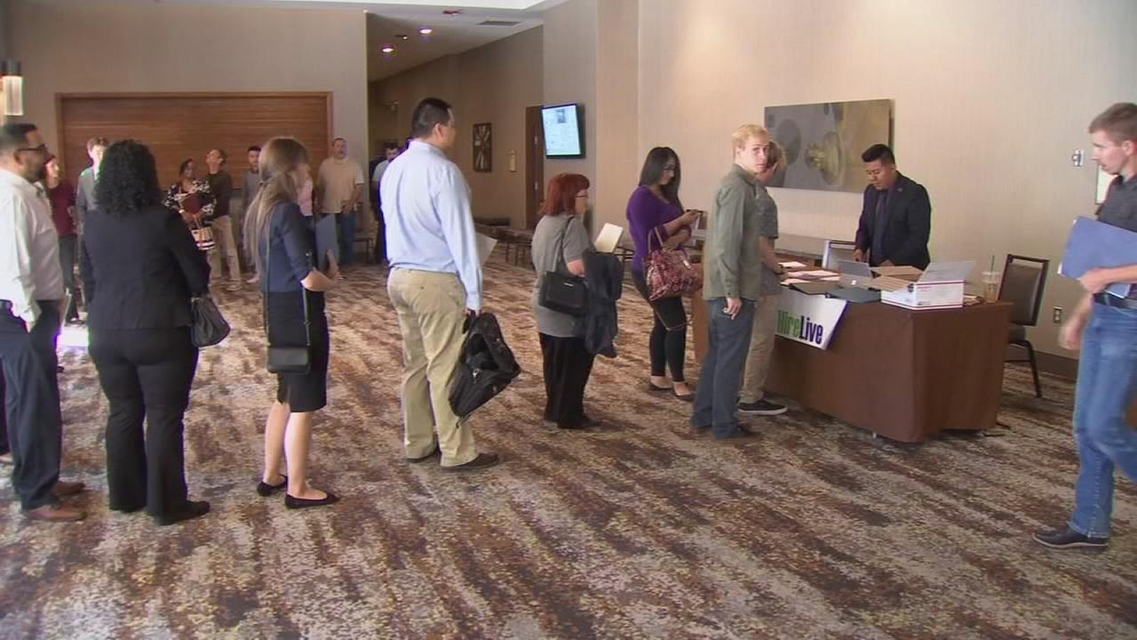 Valley unemployment down, but many still hunting for a job