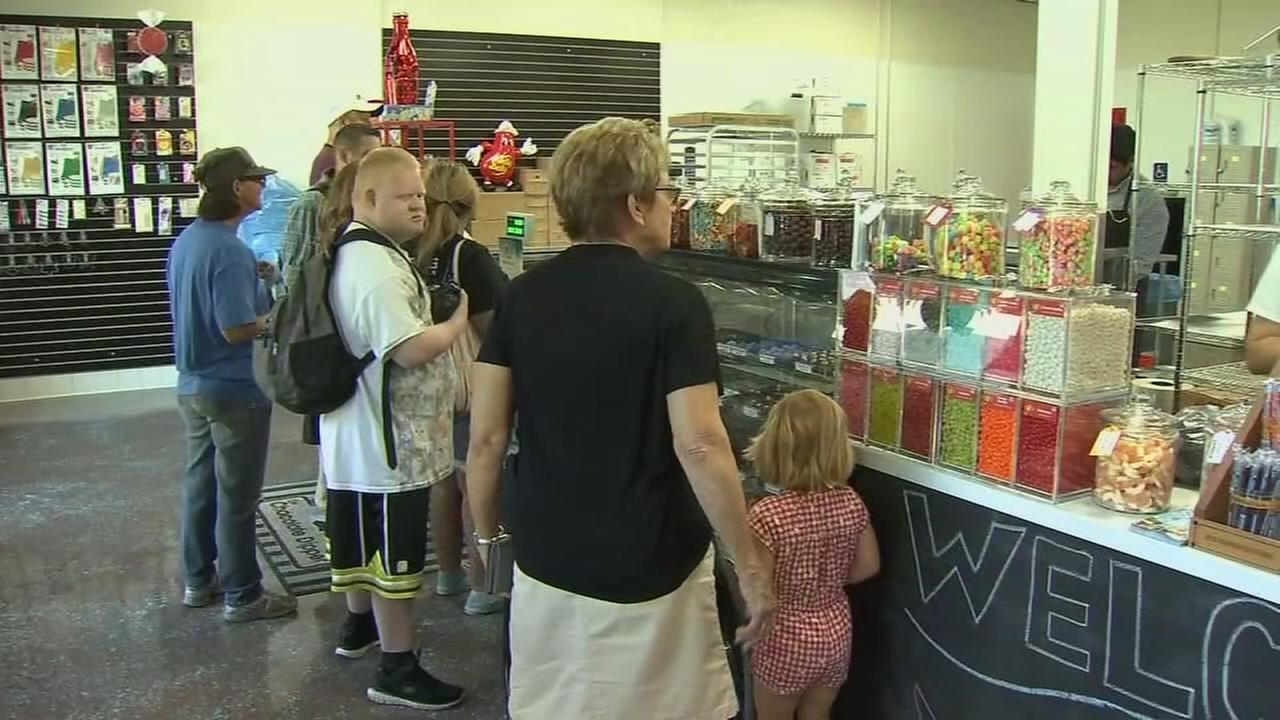 New chocolate shop opens in Merced