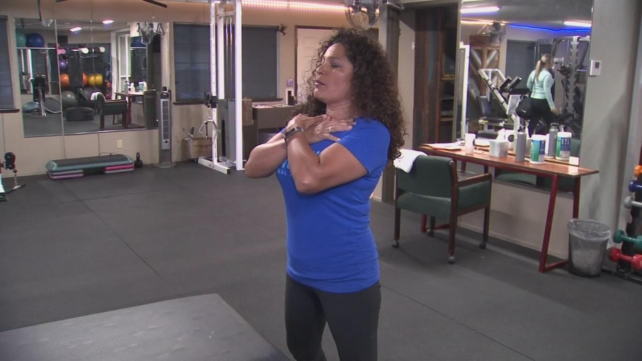 Workout Wednesday: Getting rid of back fat