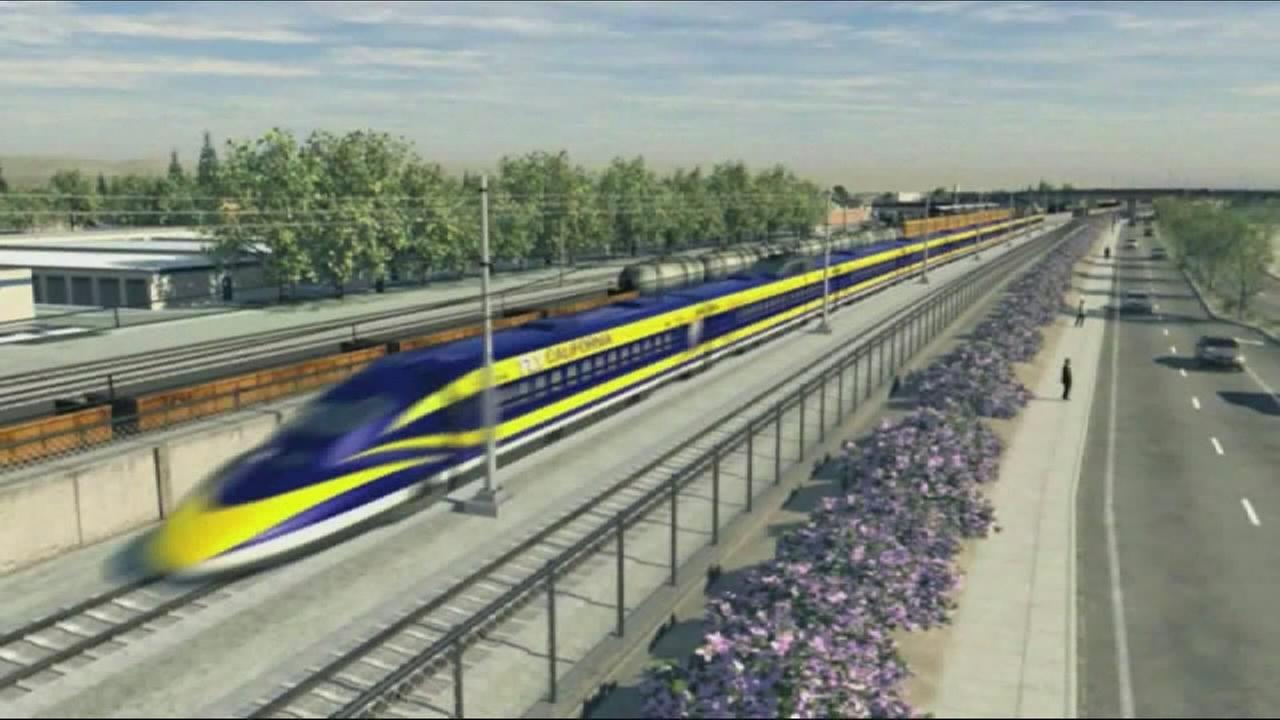 Cross Valley Corridor train would connect South Valley to High-Speed Rail