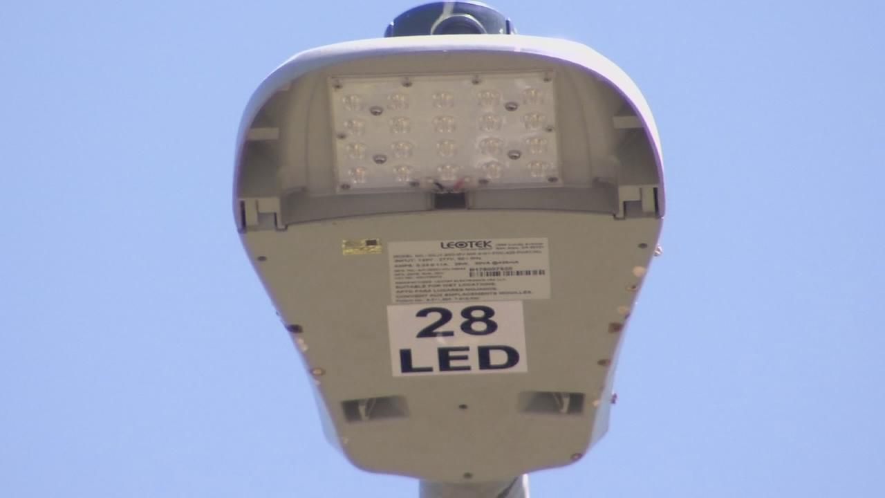 Fresno looking to switch to LED street lights