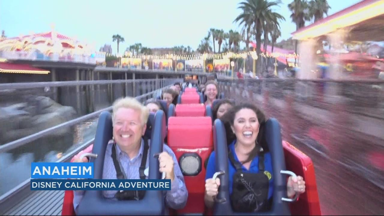 Pixar Pier prepares to open with incredible thrills