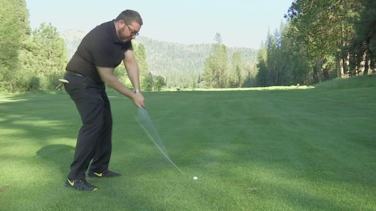 Good Sports: Golfing in Yosemite