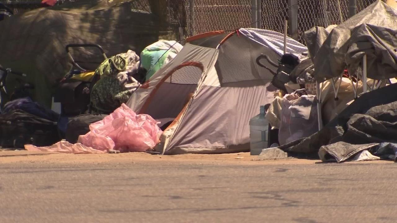 Few homeless people accepting Fresnos help