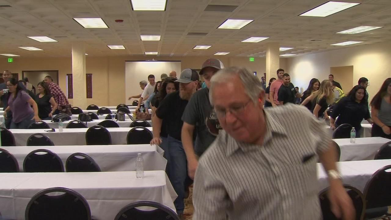 More businesses now offering workplace shooting training