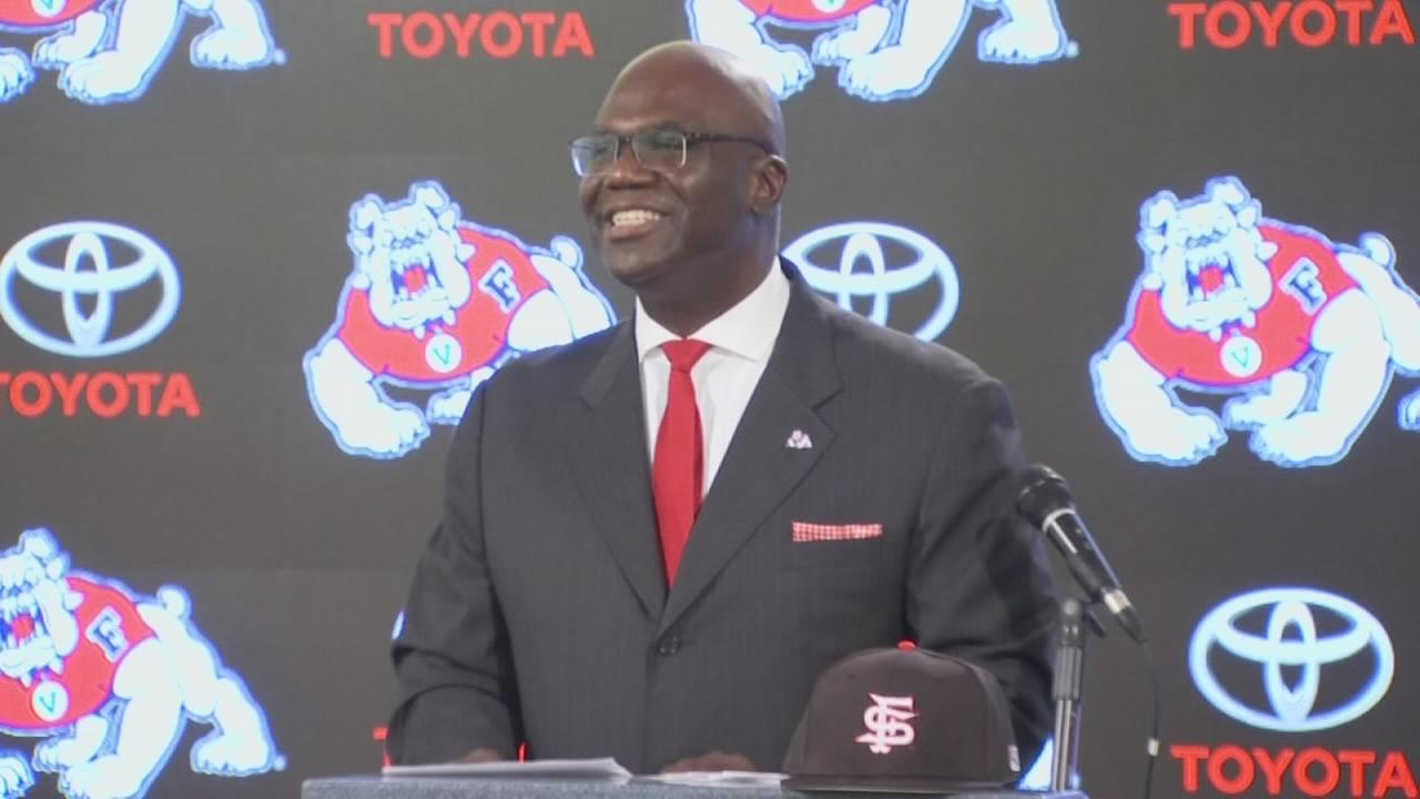 Fresno State welcomes new Athletic Director
