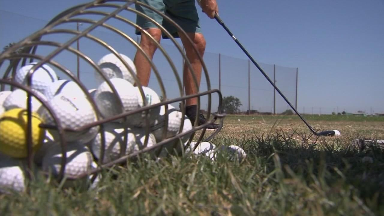 Merced golf range becomes target of vandalism