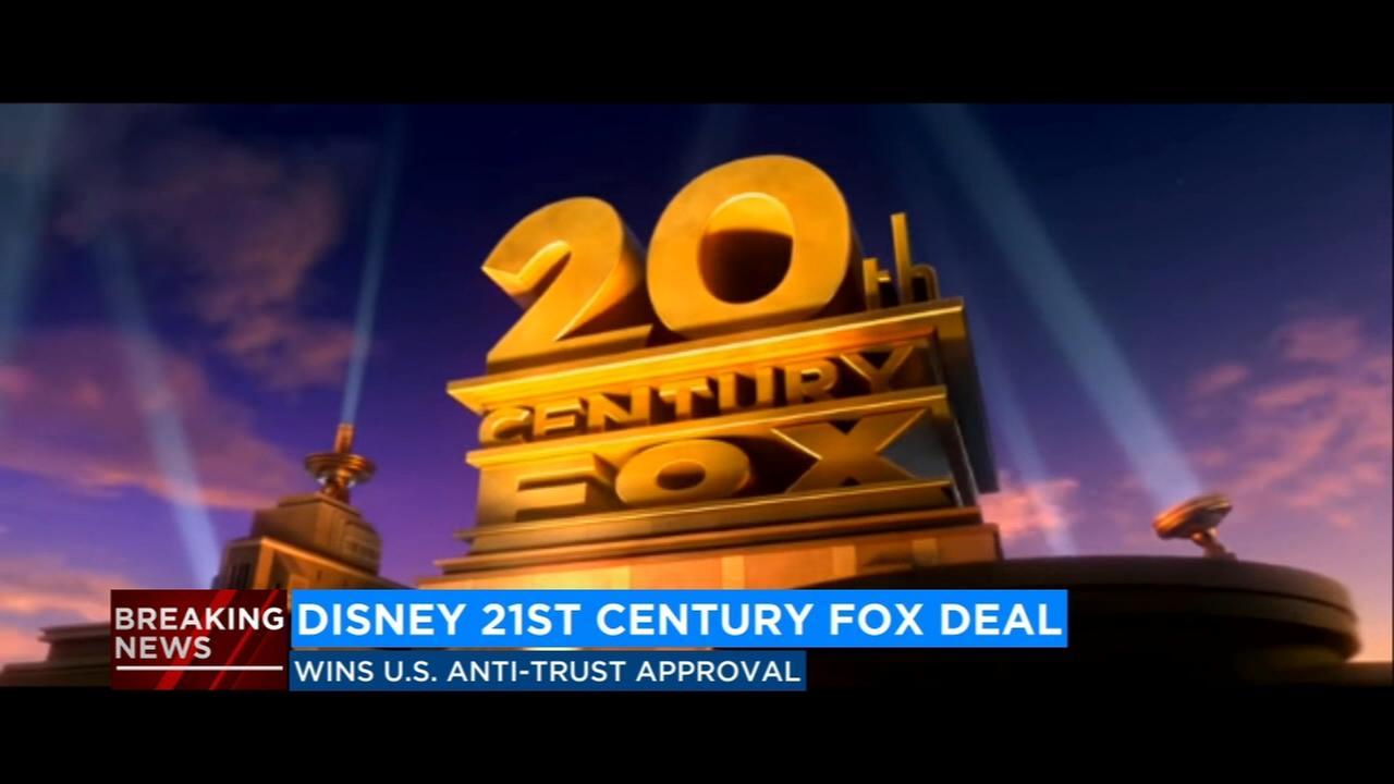 Disneys bid for Fox clears US antitrust hurdle