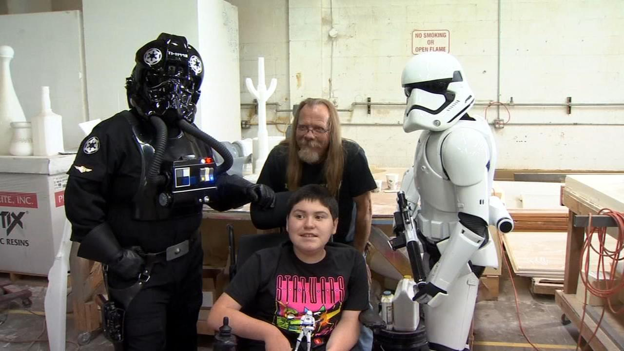 Fresno boy wins contest to go to Comic-Con and get a specially made costume