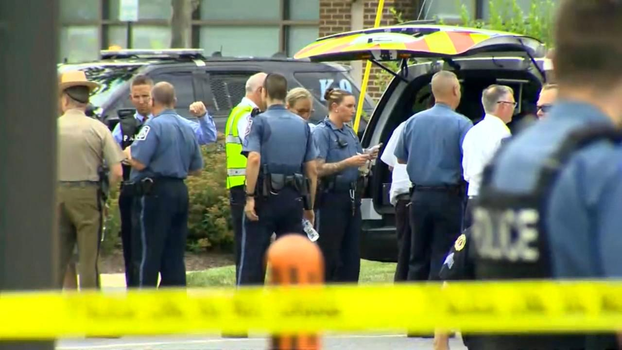 People fatally shot at Maryland newspaper, suspect arrested