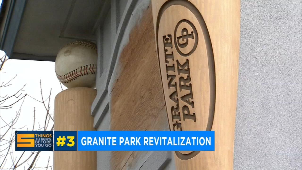 Officials announce Granite Park Soccer expansion