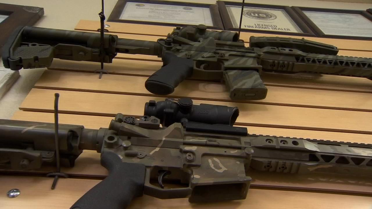 Different options to avoid registering gun with the California DOJ