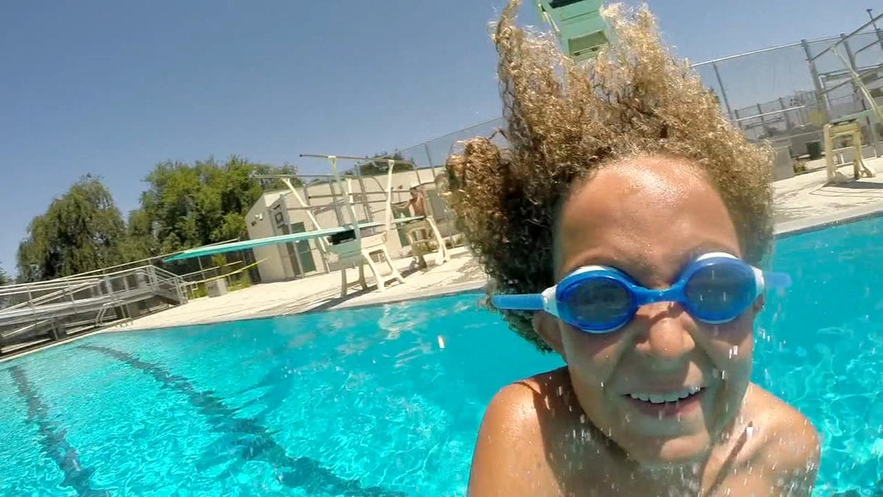 Free swim lessons honor the loss of a promising life