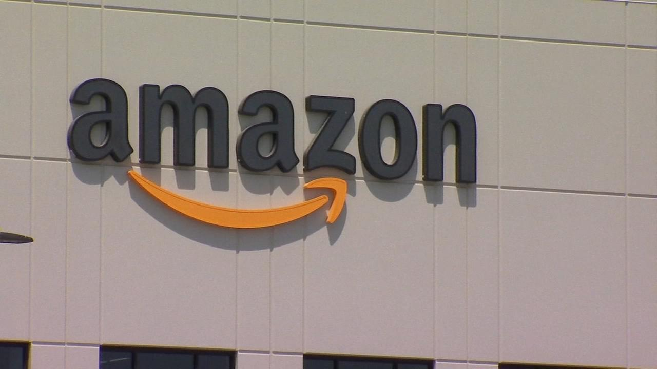 Fresnos Amazon Fulfillment Center open and shipping products