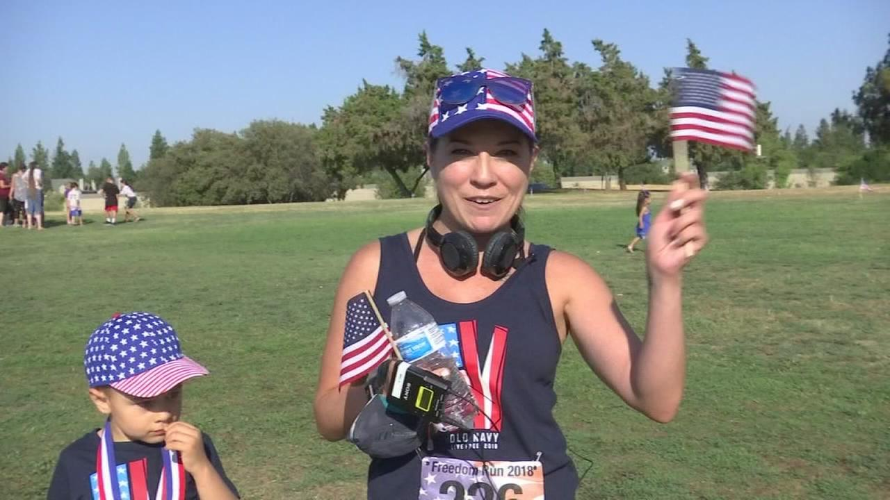 16 Annual Freedom Run to benefit Central Valley veterans