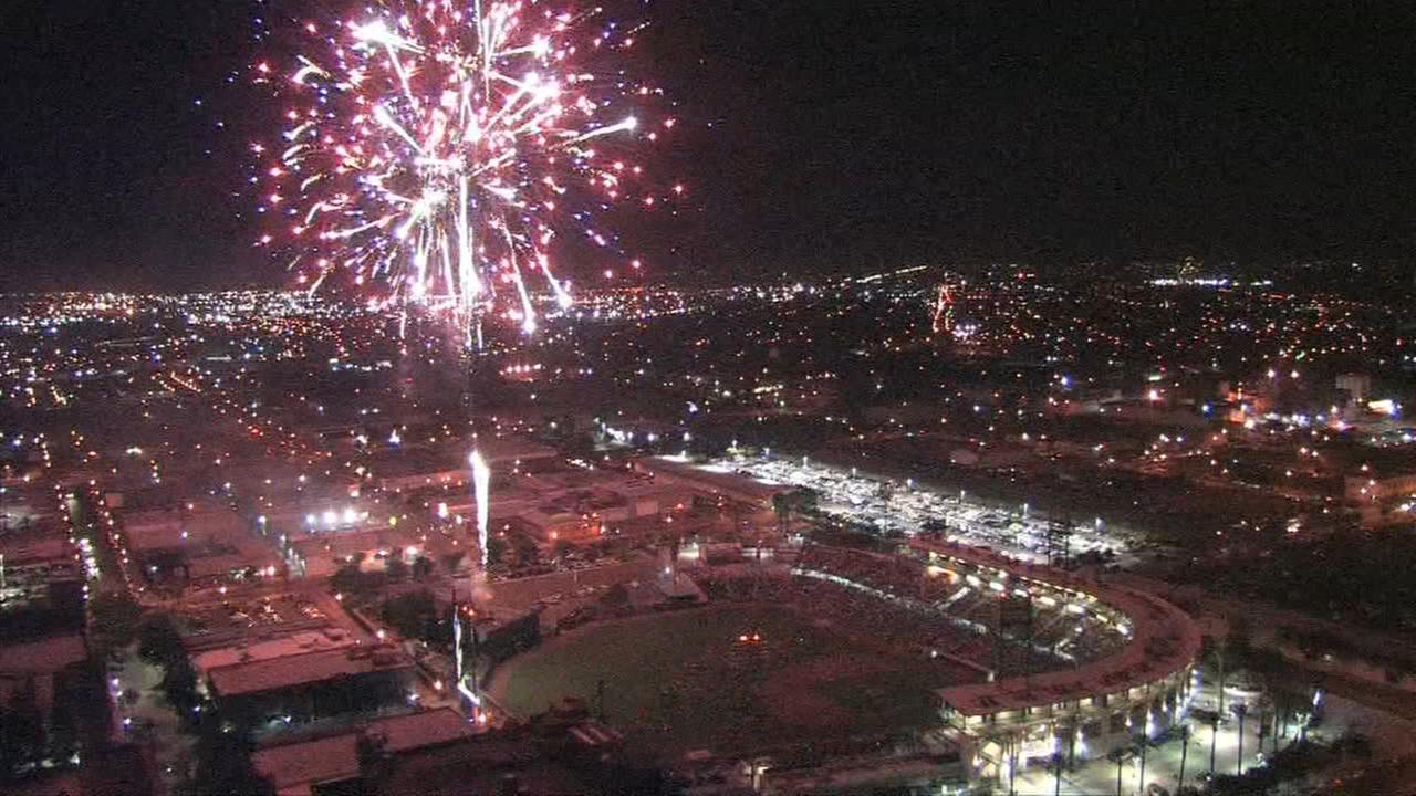4th of July fireworks come with a dangerous side effect