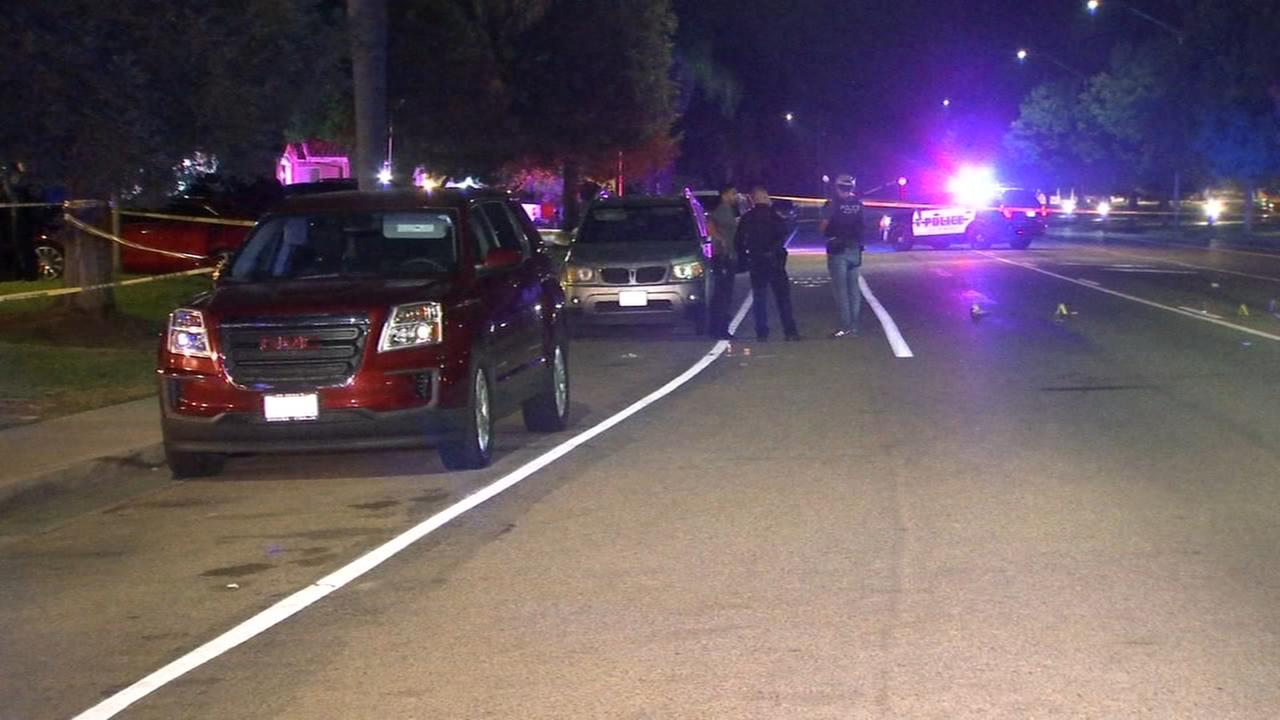 3 people injured after two separate shootings in the Reedley area