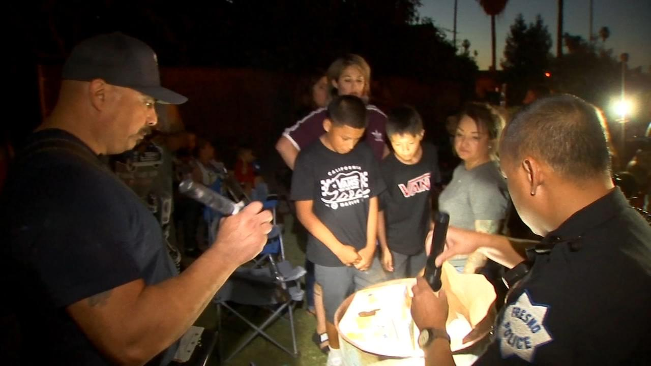 Illegal fireworks keep crews busy in Fresno