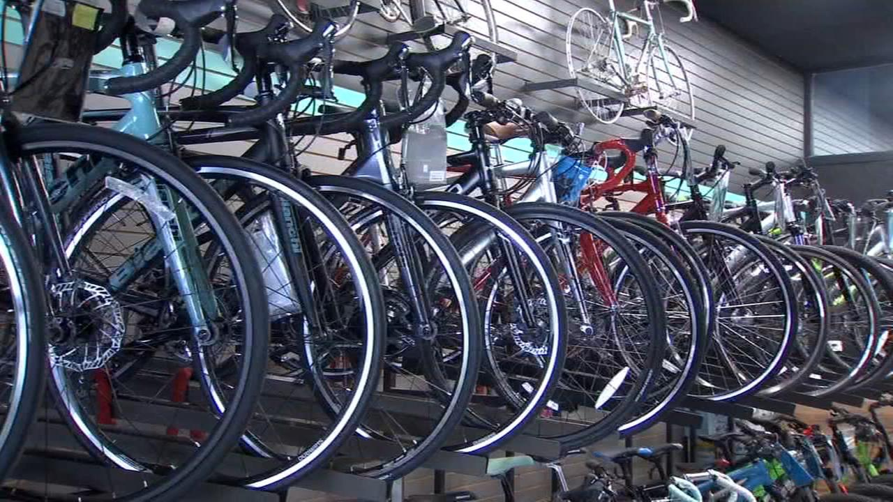 Hanford bike shop thriving, moving to bigger space to meet demand