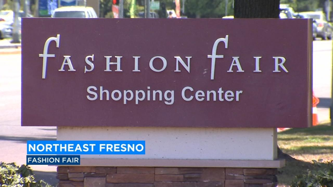 Apple store at fashion fair robbed this morning