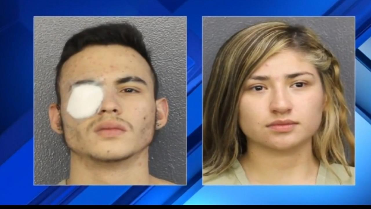 Cross-country crime led to arrest of two people in Fresno
