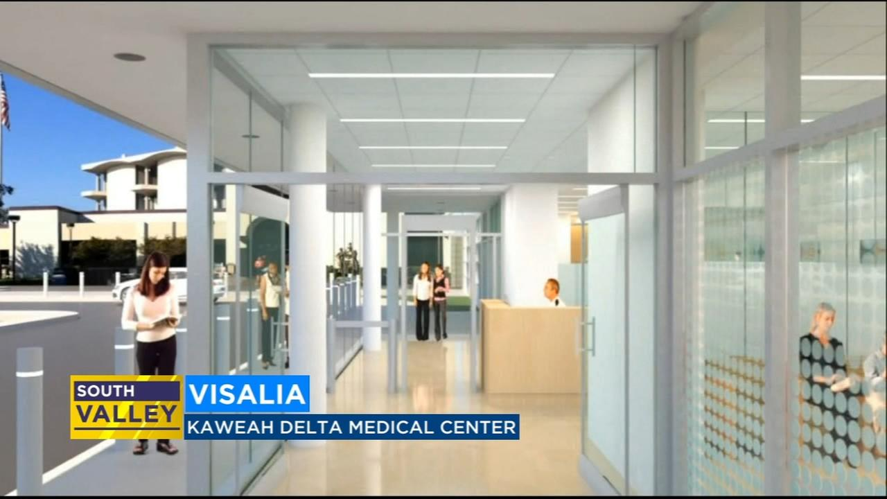 Kaweah Delta emergency department expansion underway