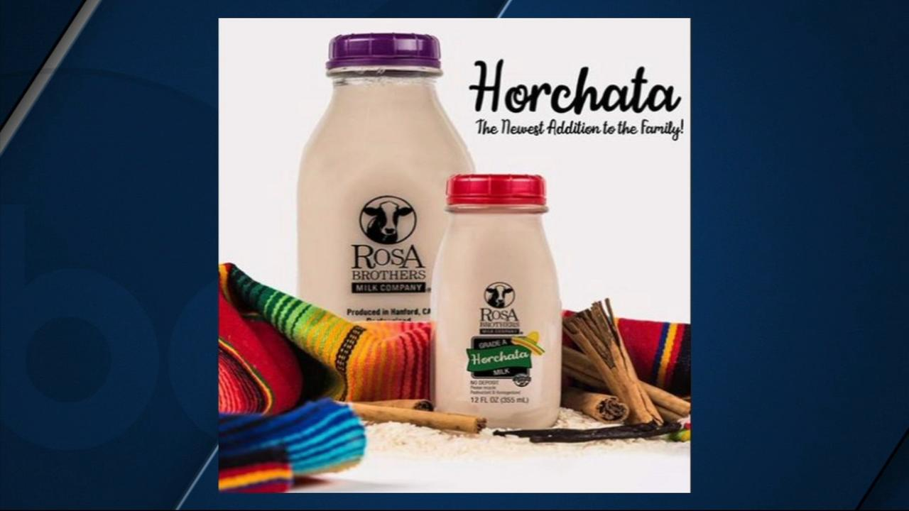 Rosa Brothers hosting party for newest milk flavor: Horchata