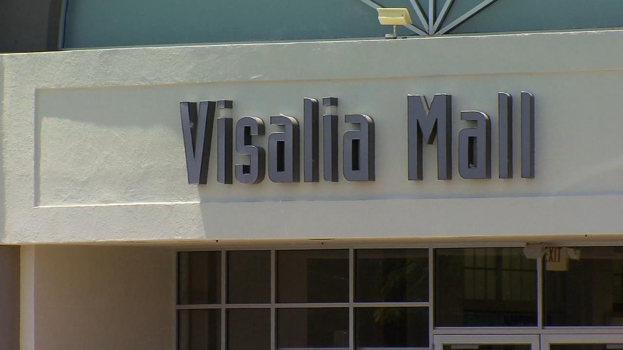 Old Visalia Mall bank will be demolished, replaced with new building