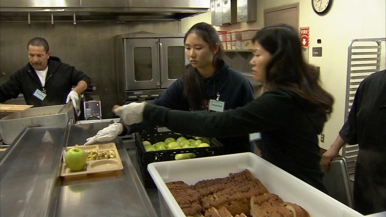 Non-profits that help others, need help in the summer