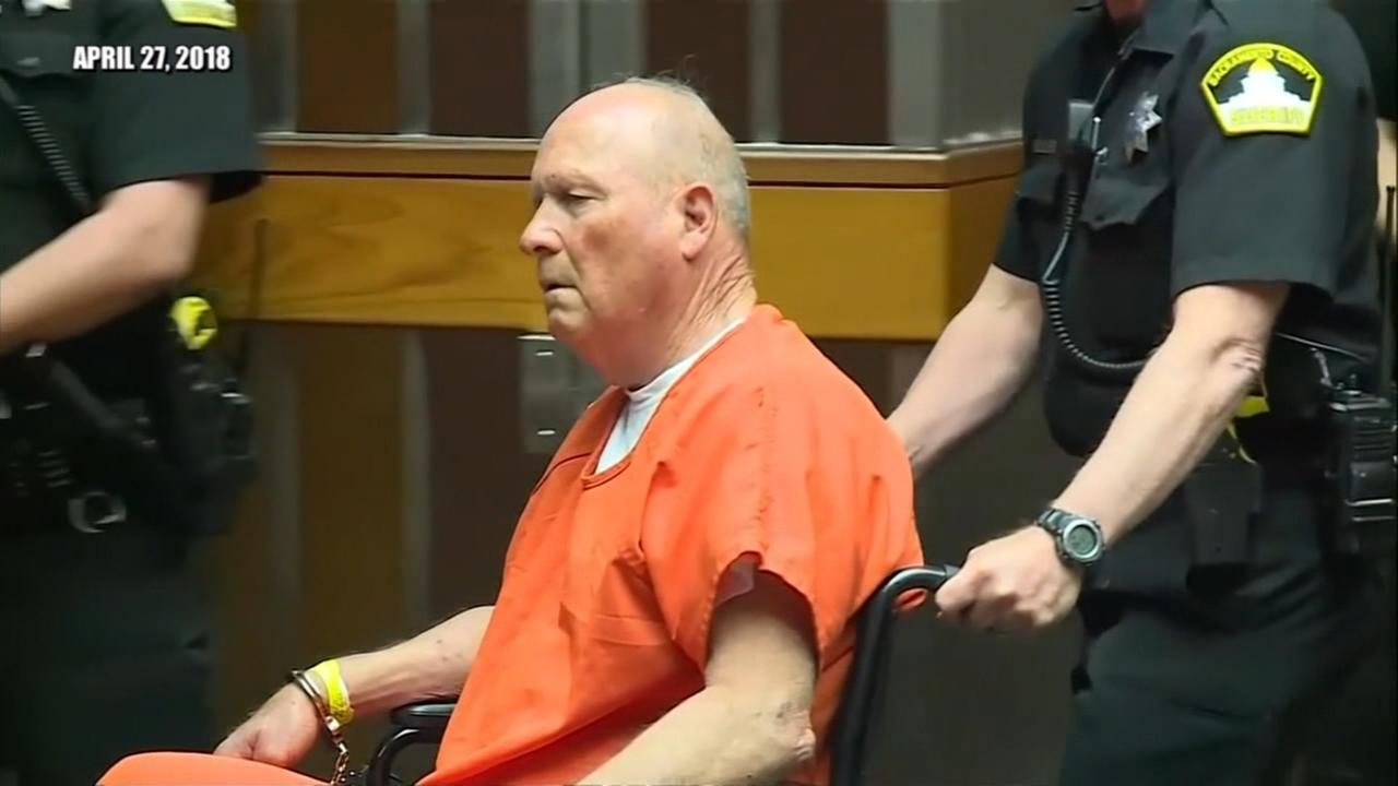 Former Exeter police officer accused of being the Golden State Killer to appear in court