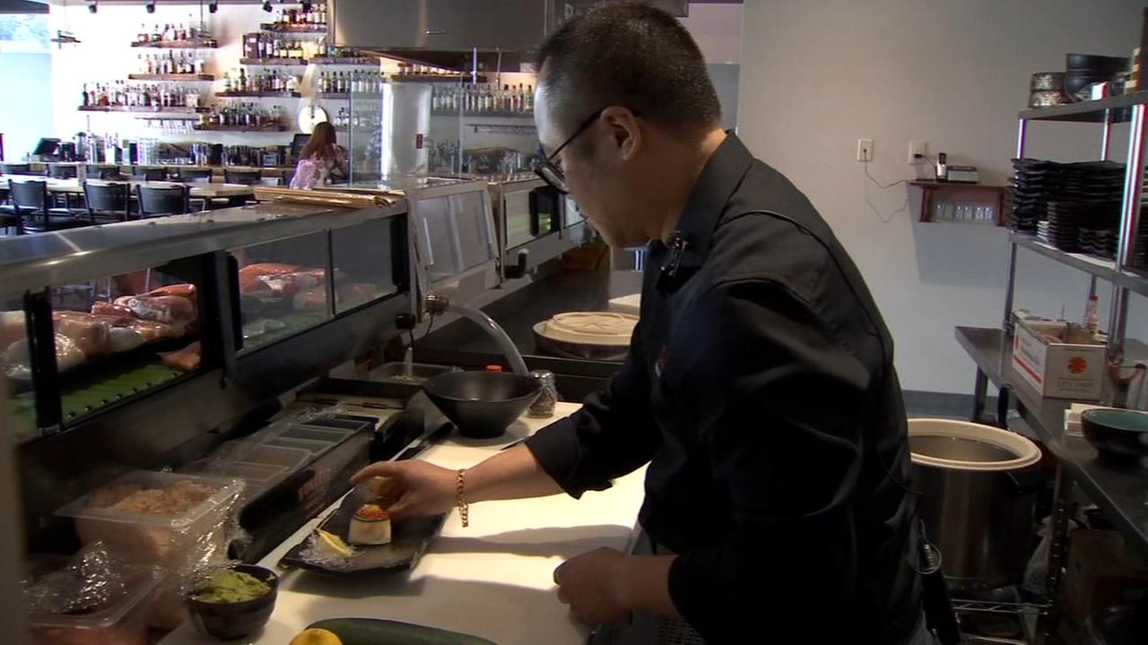 Sushi chefs in high demand across Fresno