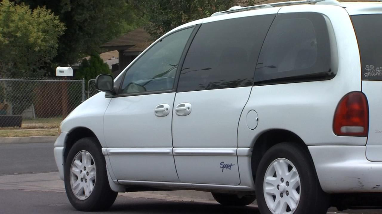 Minivans catch the eye of Fresno car thieves