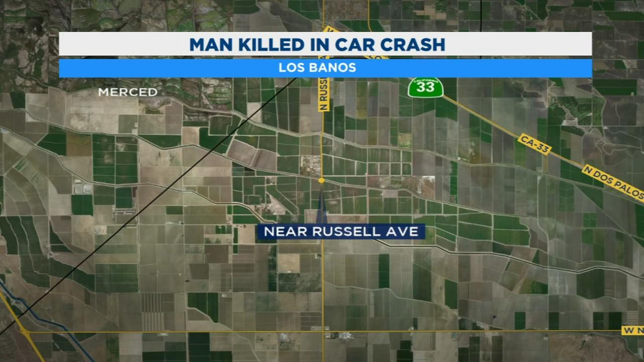CHP investigating a deadly crash in Los Banos