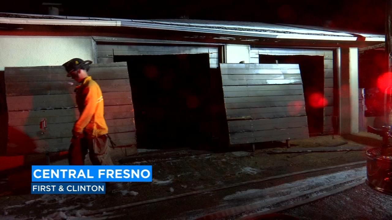 Ferguson Fire at 4,000 acres, evacuation advisory in effect