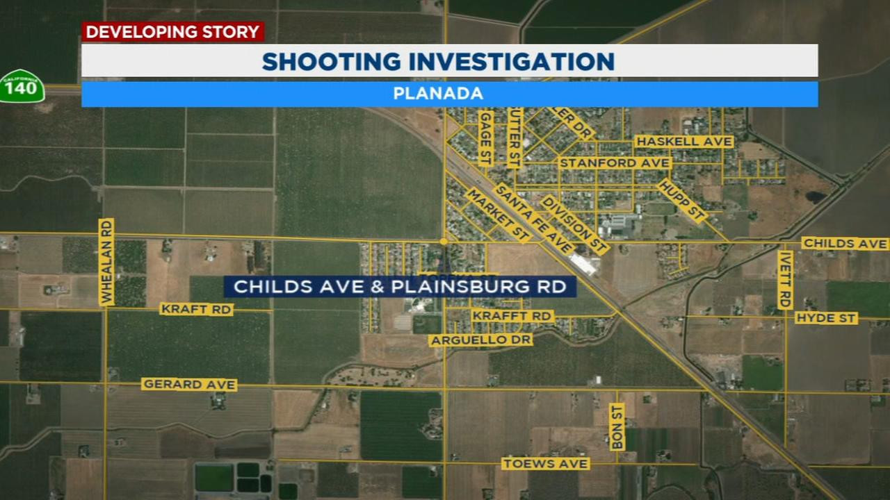 Man hospitalized after being shot multiple times in Planada