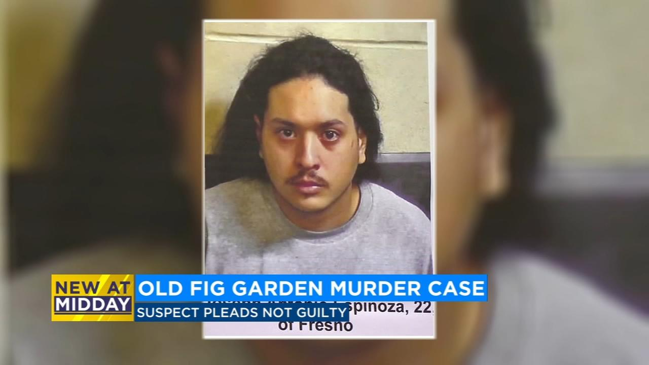 Man accused of shooting killing teen in Old Fig Garden robbery pleads not guilty
