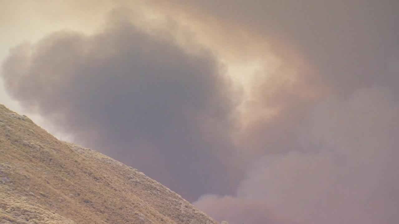 New mandatory evacuation ordered due to Ferguson Fire in Mariposa County