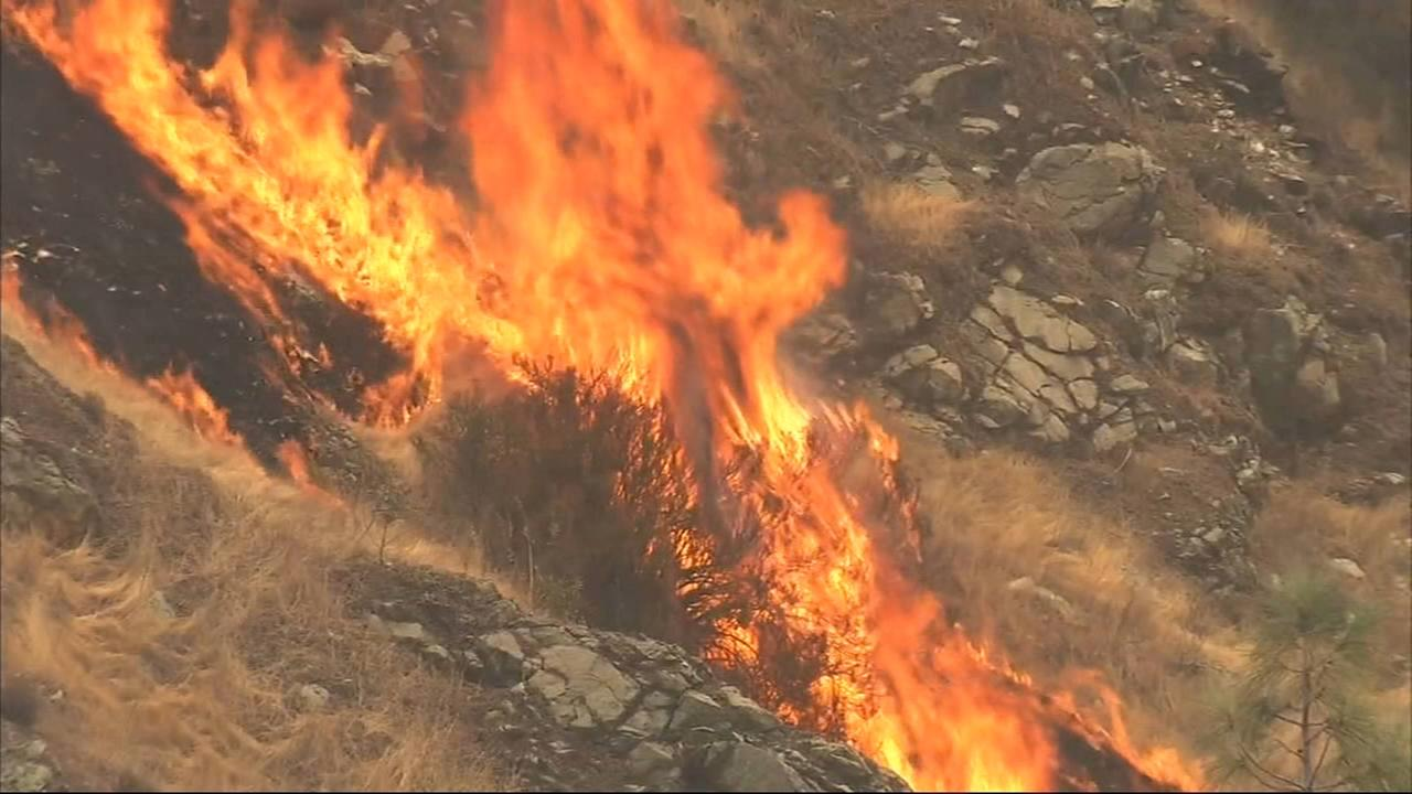 Mandatory evacuation ordered due to Ferguson Fire in Mariposa County