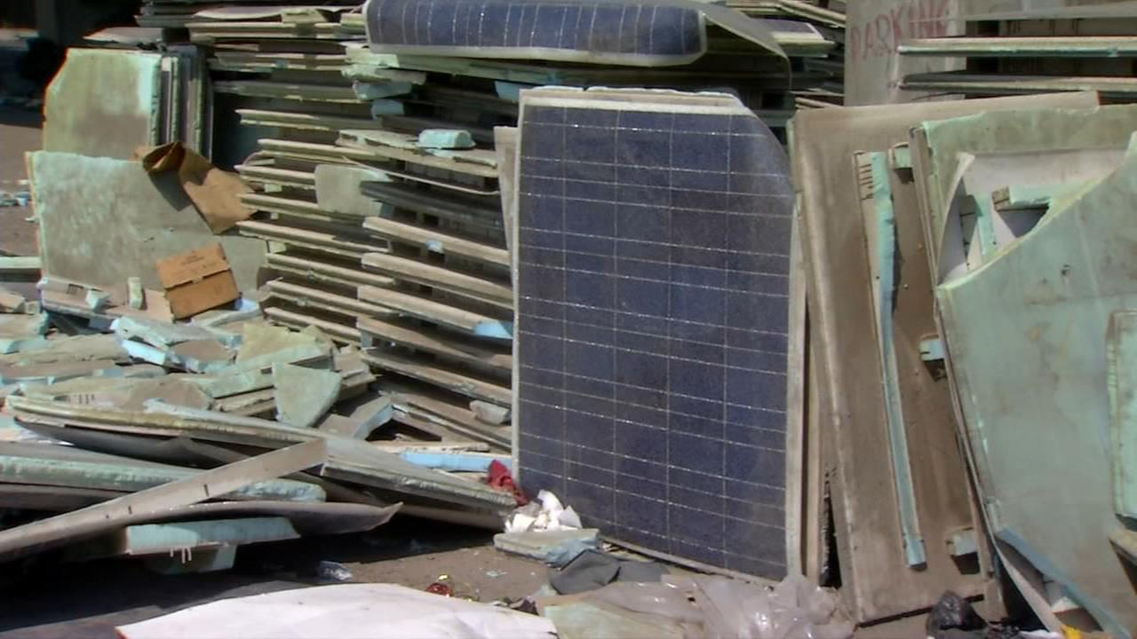 HSRs mildly toxic mess may be herald of green energy pollution problem